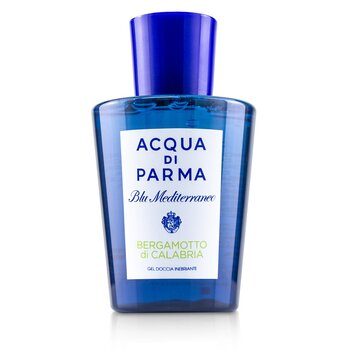 Blu Mediterraneo Bergamotto Di Calabria Exhilarating Shower Gel (New Packaging)  200ml/6.7oz