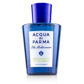 Acqua Di Parma Blu Mediterraneo Bergamotto Di Calabria Збадьорюючий Гель для Душу  (Нова Упаковка)  200ml/6.7oz