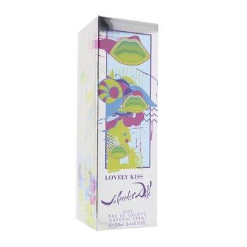 Lovely Kiss Eau De Toilette Spray  100ml/3.4oz