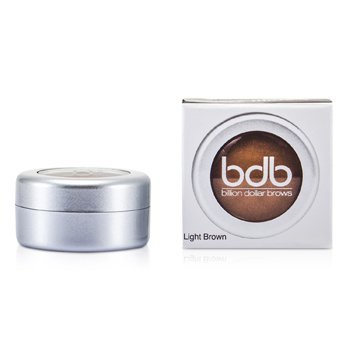 Billion Dollar Brows Pó p/ sobrancelha Pó p/ sobrancelha Brow Powder - Light Brown  2g/0.07oz