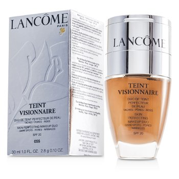 Lancome Teint Visionnaire Skin Perfecting Make Up Duo SPF 20 - # 055 Beige Ideal  2pcs