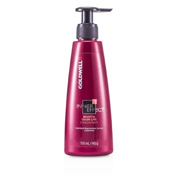 Goldwell Inner Effect Resoft & Color Live Concentrado Cabellos Teñidos  150ml/5oz