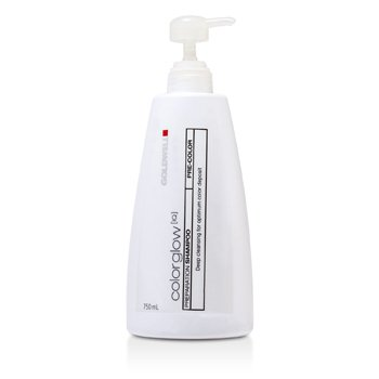 גולדוול Color Glow IQ Pre-Color Preparation Shampoo  750ml/25oz