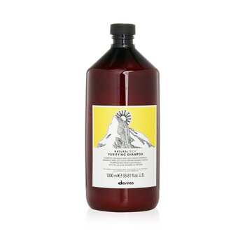 Natural Tech Purifying Shampoo (For Scalp with Oily or Dry Dandruff)  1000ml/33.8oz