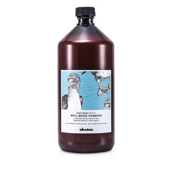Davines Natural Tech Well-Being Champú  1000ml/33.8oz