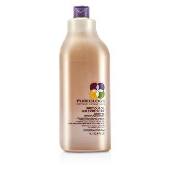 Pureology Precious Oil Aceite Champú (Cabello Estropeado-Teñido)  1000ml/33.8oz
