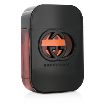 Guilty Black Eau De Toilette Spray  75ml/2.5oz