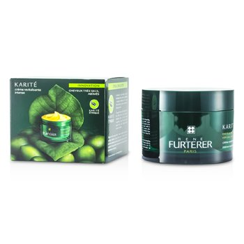 Rene Furterer Karite Intense Nourishing Mask (For Very Dry, Damaged Hair)  200ml/6.9oz