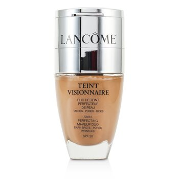 Lancome Teint Visionnaire Skin Perfecting Sminke Duo SPF 20 - # 01 Beige Albatre  30ml+2.8g