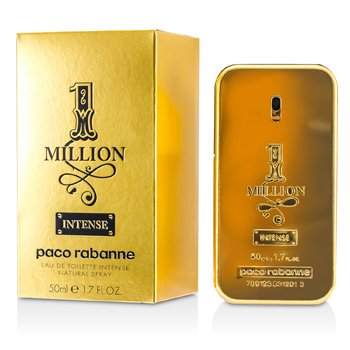 One Million Intense Agua de Colonia Vap.  50ml/1.7oz