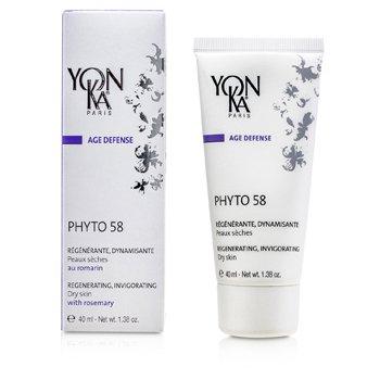 Phyto 58 (PS) Defensa Antienvejecimiento  40ml/1.38oz