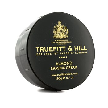 Truefitt & Hill Almond Shaving Cream  190g/6.7oz