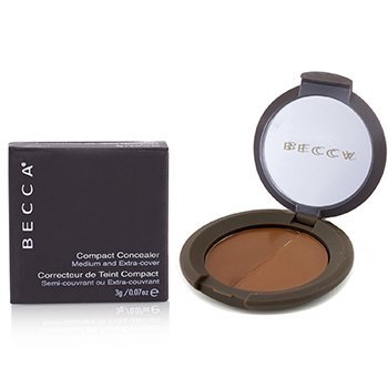 Becca Corrector Compacto Cobertura Media & Extra - # Molasses  3g/0.07oz