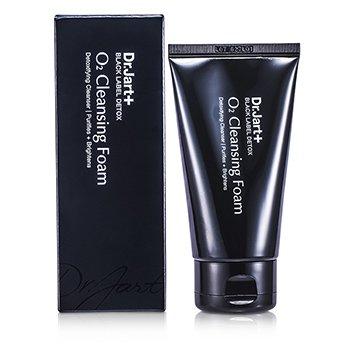 Dr. Jart+ Black Label Detox O2 Cleansing Foam  100ml/3.5oz