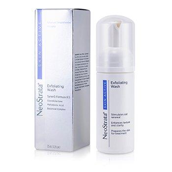 Skin Active Exfoliating Wash  125ml/4.2oz