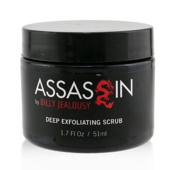 男士深層去角質磨砂膏 Assassin Deep Exfoliating Scrub  51ml/1.7oz