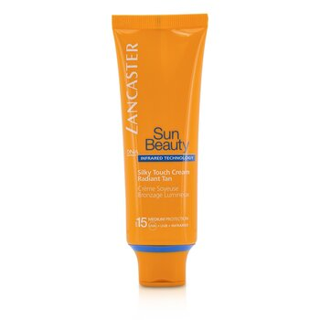Lancaster Protetro solar Silky Touch Cream Radiant Tan SPF 15 (Medium Protection)  50ml/1.7oz
