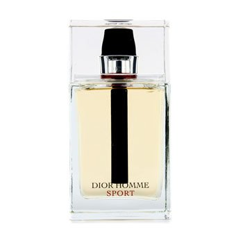 Dior Homme Sport Eau De Toilette Spray (New Version)  150ml/5oz