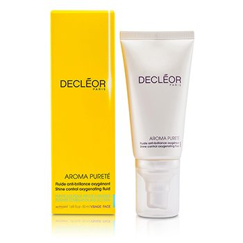 Aroma Purete Shine Control Oxygenating Fluid - Combination & Oily Skin  50ml/1.69oz