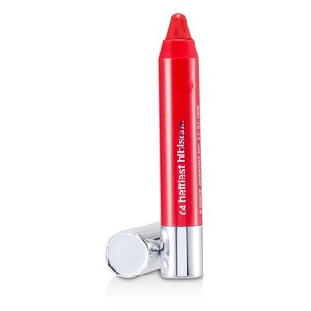 Clinique Chubby Stick Intense Moisturizing Lip Colour Balm - No. 4 Heftiest Hibiscus  3g/0.1oz
