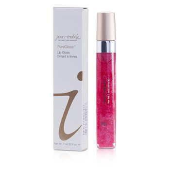 Jane Iredale PureGloss Lip Gloss (New Packaging) - Red Currant  7ml/0.23oz
