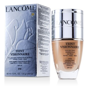 Teint Visionnaire Skin Perfecting Make Up Duo SPF 20  30ml+2.8g