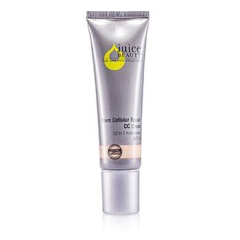 Stem Cell Repair CC Crema SPF 30 - # Natural Glow  50ml/1.7oz