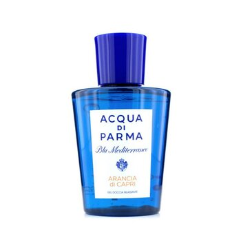 Acqua Di Parma Blu Mediterraneo Arancia Di Capri Relaxing Shower Gel (Nova embalagem)  200ml/6.7oz