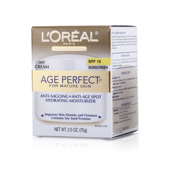 Skin-Expertise Age Perfect Hydrating Moisturizer SPF 15 (For Mature Skin) 70g/2.5oz