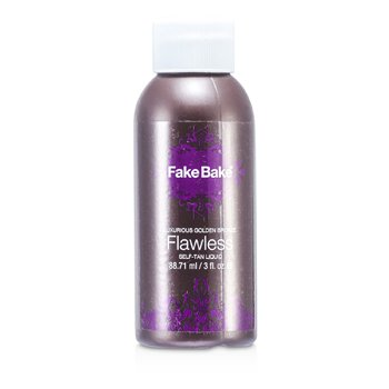 Flawless Self-Tan Liquid & Professional Mitt (Travel Size) 88.71ml/3oz