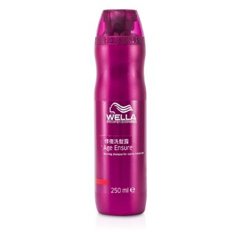 Wella Age Ensure Reviving Shampoo (For Coarse, Mature Hair)  250ml/8.4oz