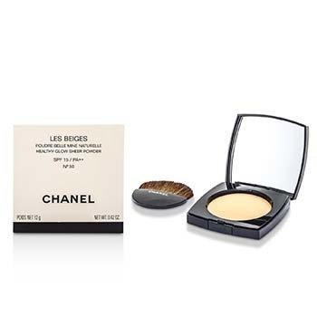 Chanel Les Beiges Healthy Glow Sheer Powder SPF 15 - No. 30  12g/0.4oz