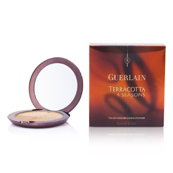Guerlain Terracotta 4 Seasons Tailor Made Bronzing Powder - # 03 Naturel - Brunettes  10g/0.35oz