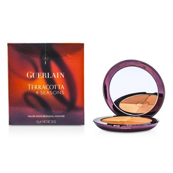 Guerlain Terracotta 4 Seasons Tailor Made Bronzing Powder - # 05 Moyen - Brunettes  10g/0.35oz