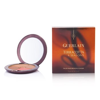 Guerlain Terracotta 4 Seasons Tailor Made Bronzing Powder - # 08 Ebony  10g/0.35oz