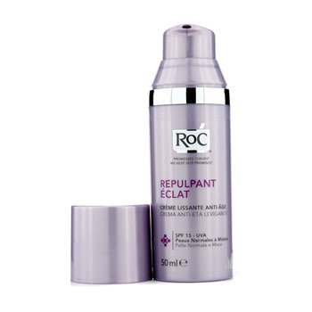 ROC کرم ضدپیری ریپالپنت اکلات SPF15 - UVA (مناسب پوست معمولی و مختلط)  50ml/1.7oz