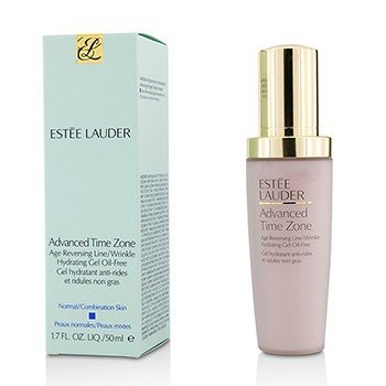 Est�e Lauder Lo��o Advanced Time Zone Age Reversing Line/ Wrinkle Hydrating Gel Oil-Free (Normal/Mista  50ml/1.7oz