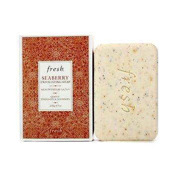 Żłuszczające mydło do ciała Seaberry Exfoliating Soap 200g/7oz