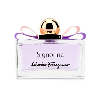 Salvatore Ferragamo Signorina Eau De Toilette Spray  100ml/3.4oz