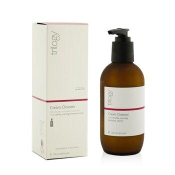 Cream Cleanser (Bottle) (For All Skin Types)  200ml/6.8oz