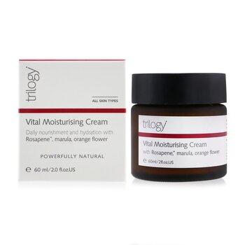Vital Moisturising Cream (For All Skin Types)  60ml/2oz