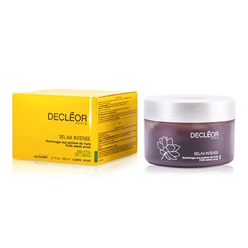 Decleor Relax Intense Exfoliante Semillas Frutas  200ml/6.7oz