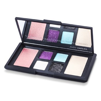 Andy Warhol Collection Debbie Harry Eye And Cheek Palette (4x Eyeshadows, 2x Blushes)  6pcs