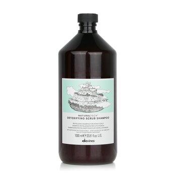 Natural Tech Detoxifying Scrub Shampoo (For Atonic Scalp)  1000ml/34oz