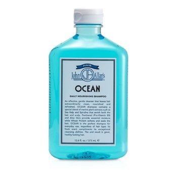 John Allan's Ocean Șampon Hrănitor Zilnic  375ml/12.6oz