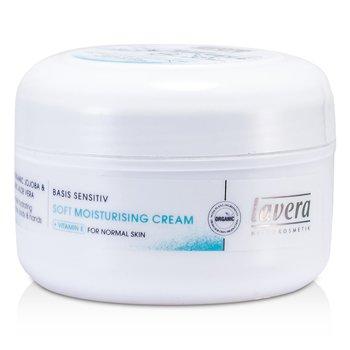 Lavera Basis Sensitiv Crema Hidratante Suave  150ml/5oz