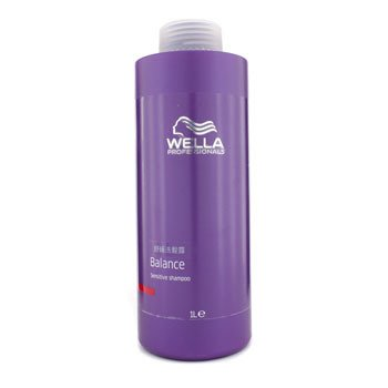 Wella Păr și Scalp Echilibrat Șampon  1000ml/33.8oz