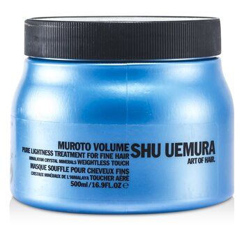 Shu Uemura Muroto Volume Pure Lightness Tratamiento (Para Cabello Fino)  500ml/16.9oz