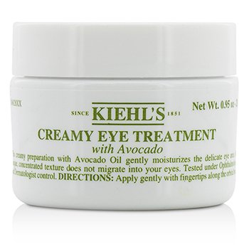 Kiehl's Creme Para Olhos Treatment with Avocado  28g/0.95oz