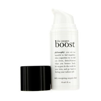The Oxygen Boost Elixir Oxígeno Energizante Diario  30ml/1oz